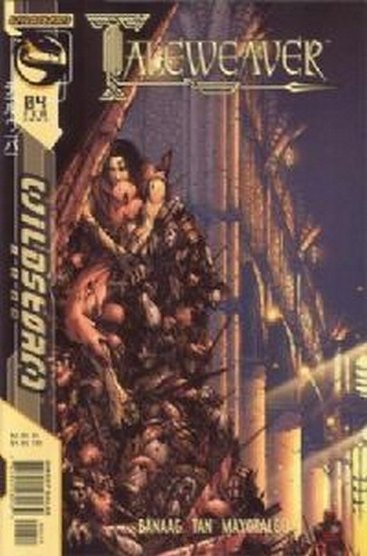 Cover of Taleweaver (2001 Ltd) #4. One of 250,000 Vintage American Comics on sale from Krypton!