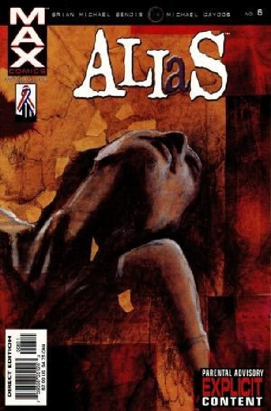 Cover of Alias (Vol 1) #6. One of 250,000 Vintage American Comics on sale from Krypton!