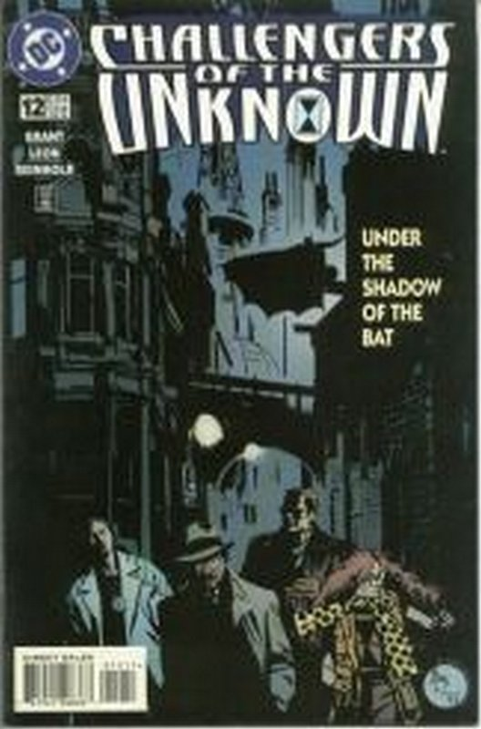 Cover of Challengers of the Unknown (Vol 2) #12. One of 250,000 Vintage American Comics on sale from Krypton!