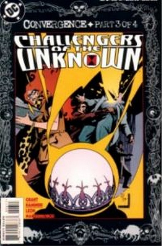 Cover of Challengers of the Unknown (Vol 2) #6. One of 250,000 Vintage American Comics on sale from Krypton!