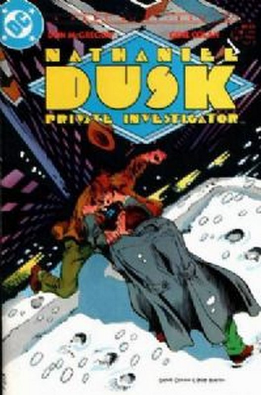 Cover of Nathaniel Dusk (1984 Ltd) #2. One of 250,000 Vintage American Comics on sale from Krypton!