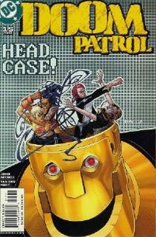 Cover of Doom Patrol (Vol 3) #15. One of 250,000 Vintage American Comics on sale from Krypton!