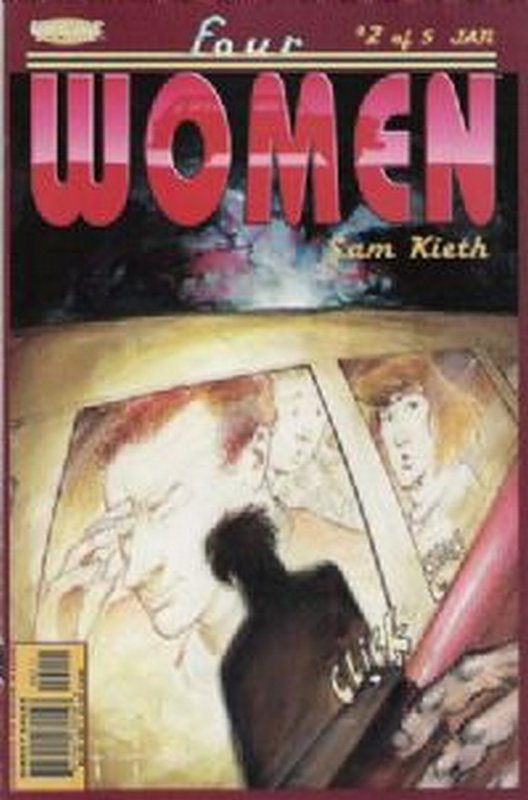 Cover of Four Women (2001 Ltd) #2. One of 250,000 Vintage American Comics on sale from Krypton!