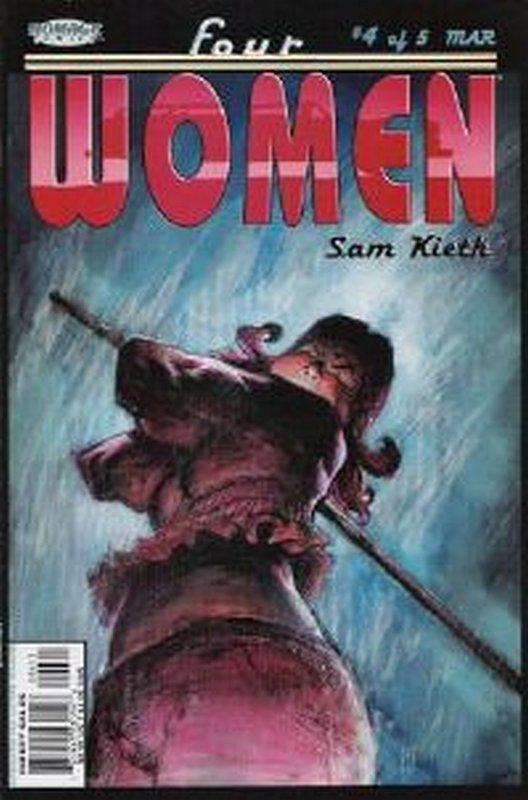 Cover of Four Women (2001 Ltd) #4. One of 250,000 Vintage American Comics on sale from Krypton!