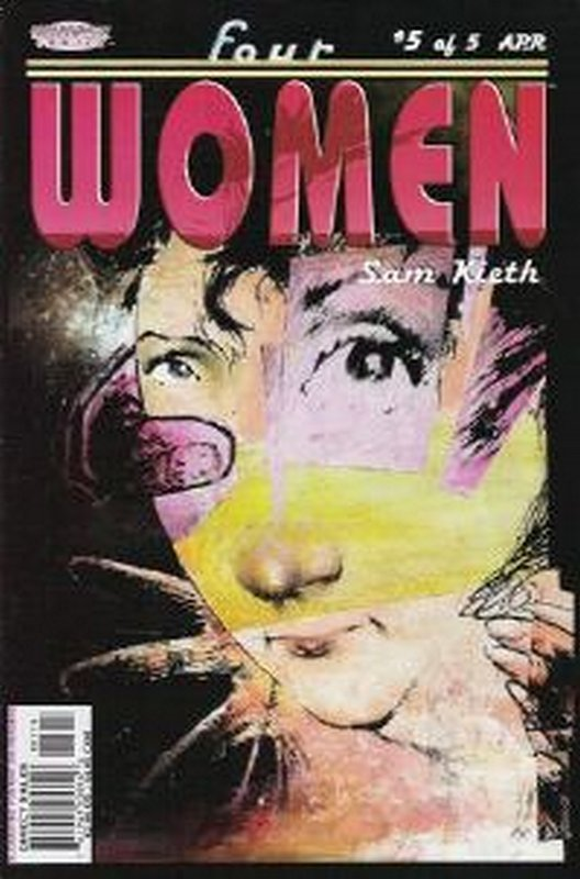 Cover of Four Women (2001 Ltd) #5. One of 250,000 Vintage American Comics on sale from Krypton!