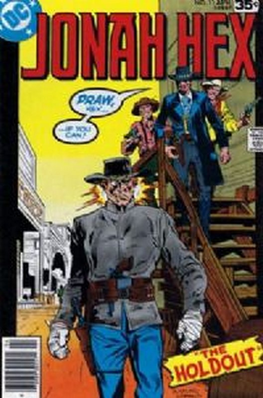 Cover of Jonah Hex (Vol 1) #11. One of 250,000 Vintage American Comics on sale from Krypton!