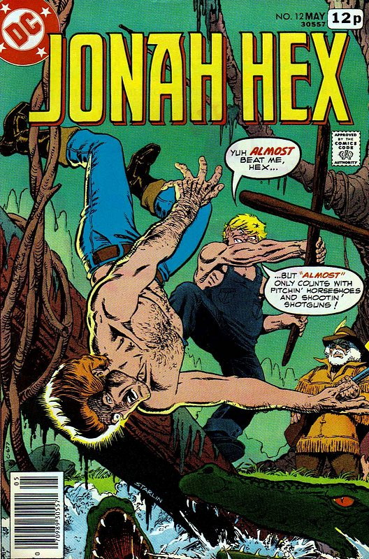 Cover of Jonah Hex (Vol 1) #12. One of 250,000 Vintage American Comics on sale from Krypton!