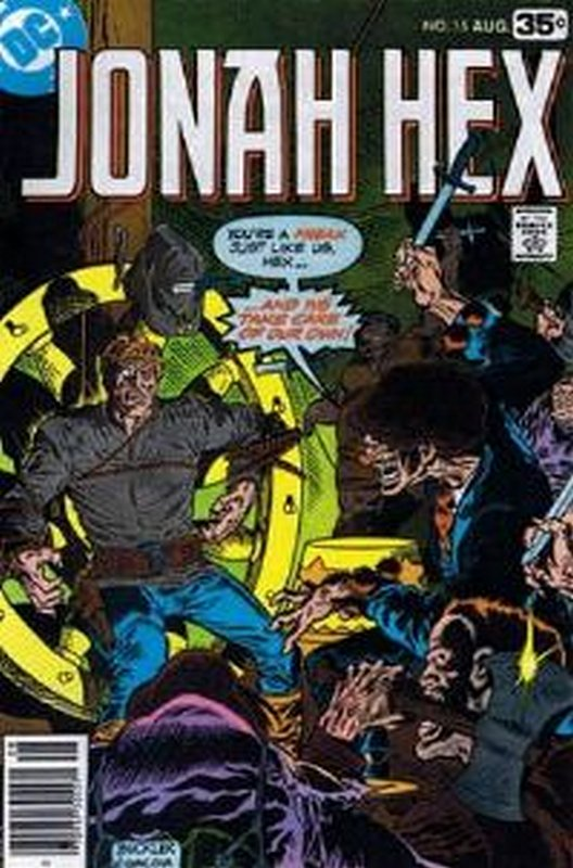 Cover of Jonah Hex (Vol 1) #15. One of 250,000 Vintage American Comics on sale from Krypton!