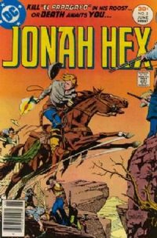 Cover of Jonah Hex (Vol 1) #2. One of 250,000 Vintage American Comics on sale from Krypton!