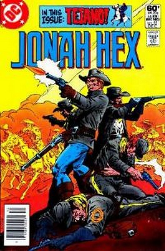 Cover of Jonah Hex (Vol 1) #55. One of 250,000 Vintage American Comics on sale from Krypton!