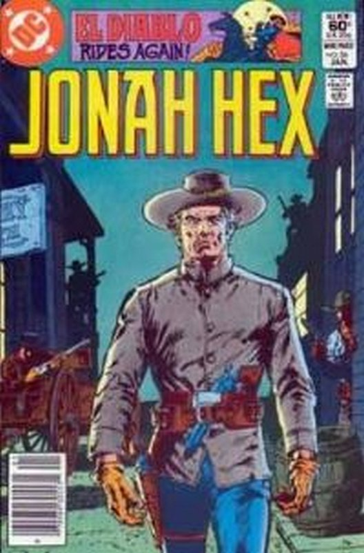 Cover of Jonah Hex (Vol 1) #56. One of 250,000 Vintage American Comics on sale from Krypton!