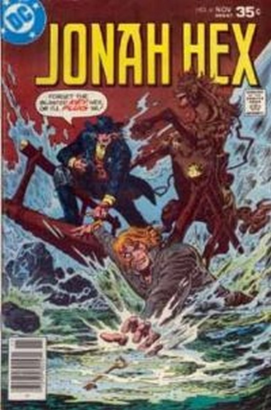 Cover of Jonah Hex (Vol 1) #6. One of 250,000 Vintage American Comics on sale from Krypton!
