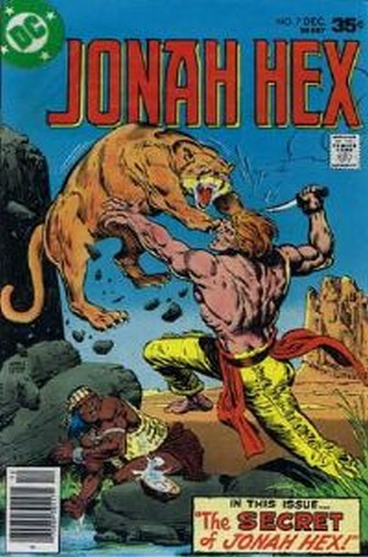 Cover of Jonah Hex (Vol 1) #7. One of 250,000 Vintage American Comics on sale from Krypton!