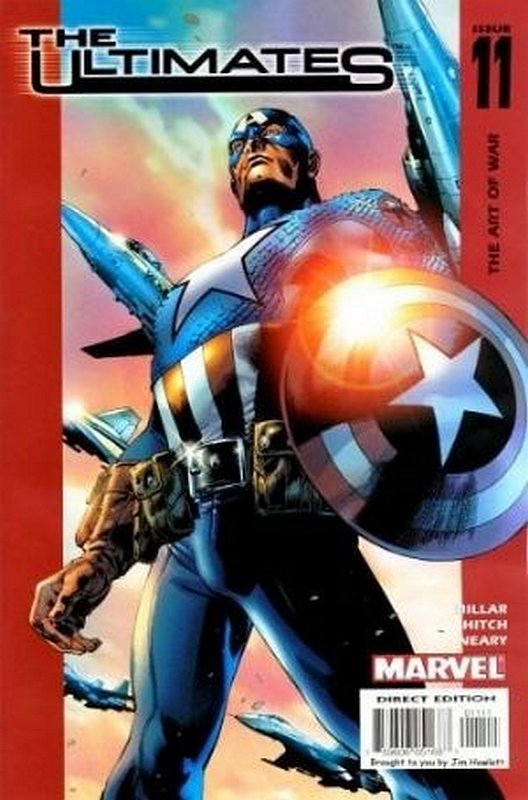 Cover of Ultimates (Vol 1) #11. One of 250,000 Vintage American Comics on sale from Krypton!