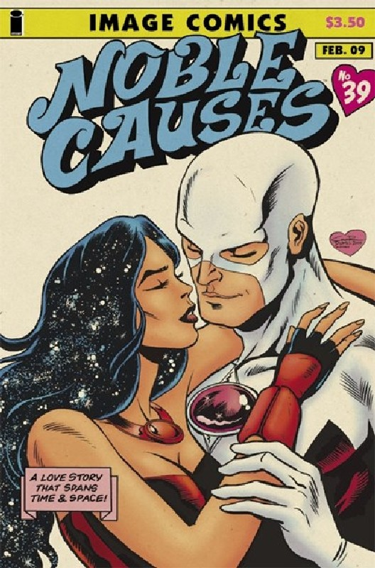Cover of Noble Causes (Vol 2) #39. One of 250,000 Vintage American Comics on sale from Krypton!