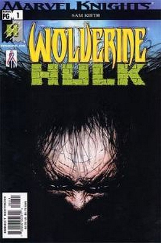 Cover of Wolverine/Hulk (2002 Ltd) #1. One of 250,000 Vintage American Comics on sale from Krypton!