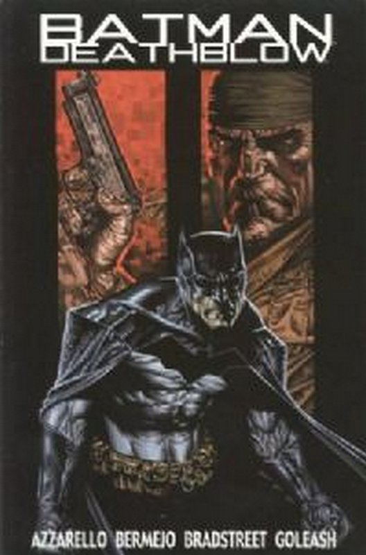 Cover of Batman/Deathblow: After the Fire #2. One of 250,000 Vintage American Comics on sale from Krypton!
