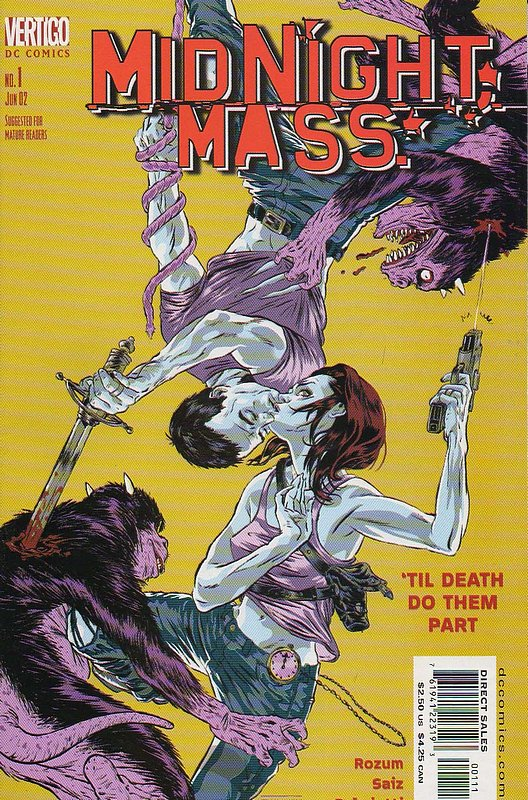 Cover of Midnight Mass (2002 Ltd) #1. One of 250,000 Vintage American Comics on sale from Krypton!