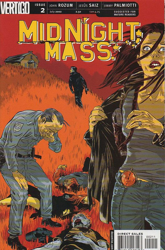 Cover of Midnight Mass (2002 Ltd) #2. One of 250,000 Vintage American Comics on sale from Krypton!