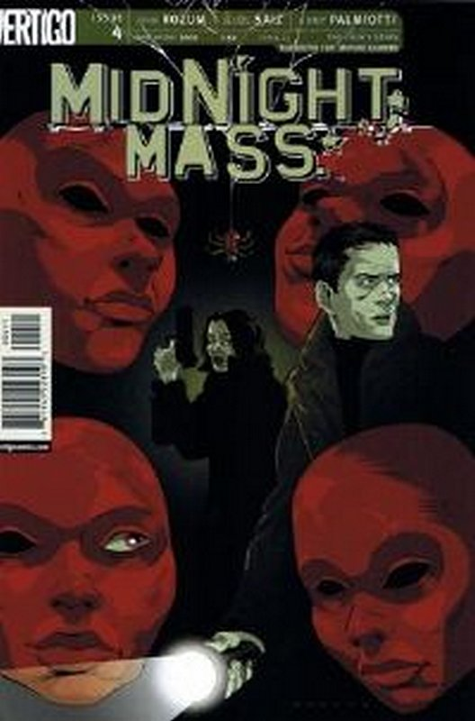 Cover of Midnight Mass (2002 Ltd) #4. One of 250,000 Vintage American Comics on sale from Krypton!