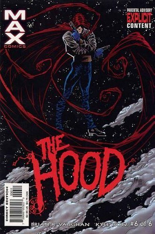 Cover of Hood (2002 Ltd) The #6. One of 250,000 Vintage American Comics on sale from Krypton!