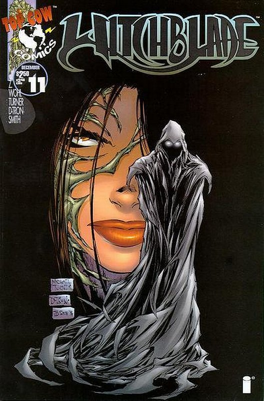 Cover of Witchblade (Vol 1) #11. One of 250,000 Vintage American Comics on sale from Krypton!