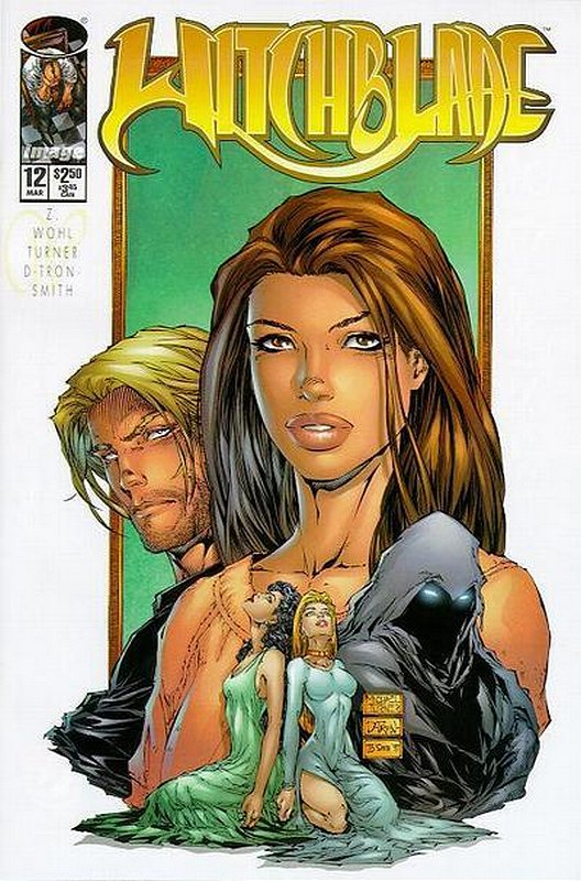 Cover of Witchblade (Vol 1) #12. One of 250,000 Vintage American Comics on sale from Krypton!
