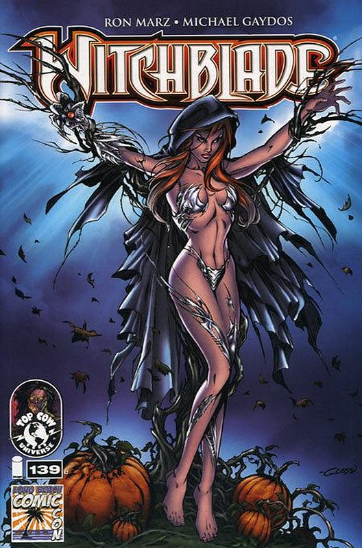 Cover of Witchblade (Vol 1) #139. One of 250,000 Vintage American Comics on sale from Krypton!