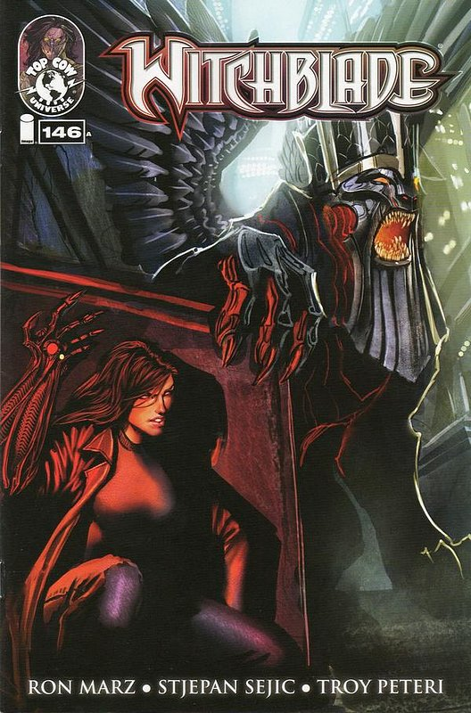 Cover of Witchblade (Vol 1) #146. One of 250,000 Vintage American Comics on sale from Krypton!