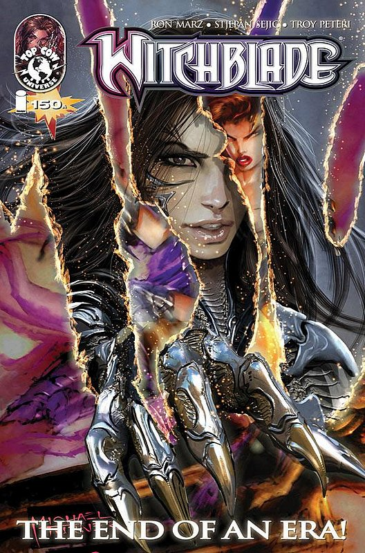 Cover of Witchblade (Vol 1) #150. One of 250,000 Vintage American Comics on sale from Krypton!