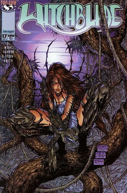 Cover of Witchblade (Vol 1) #17. One of 250,000 Vintage American Comics on sale from Krypton!
