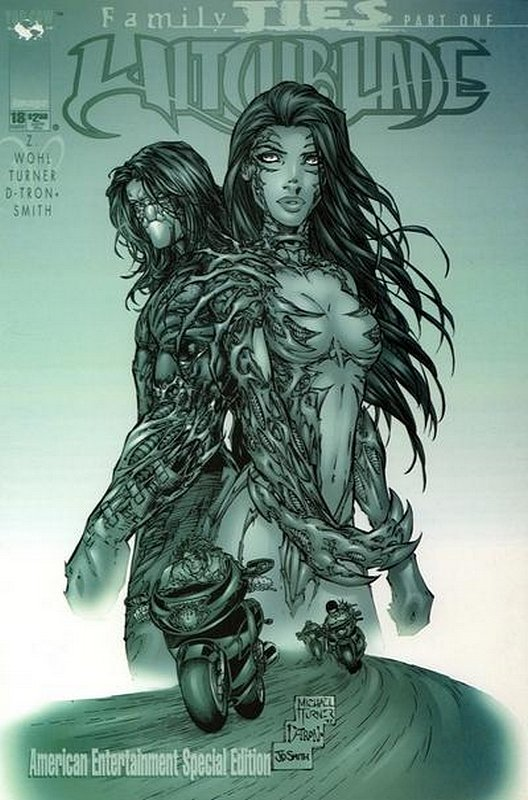 Cover of Witchblade (Vol 1) #18. One of 250,000 Vintage American Comics on sale from Krypton!