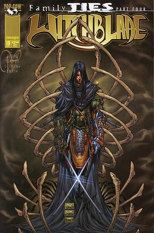 Cover of Witchblade (Vol 1) #19. One of 250,000 Vintage American Comics on sale from Krypton!