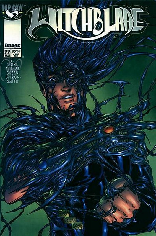 Cover of Witchblade (Vol 1) #22. One of 250,000 Vintage American Comics on sale from Krypton!