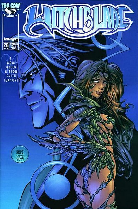Cover of Witchblade (Vol 1) #26. One of 250,000 Vintage American Comics on sale from Krypton!