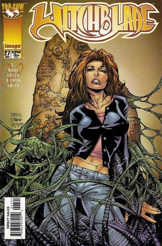 Cover of Witchblade (Vol 1) #27. One of 250,000 Vintage American Comics on sale from Krypton!