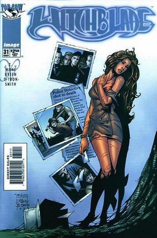 Cover of Witchblade (Vol 1) #31. One of 250,000 Vintage American Comics on sale from Krypton!