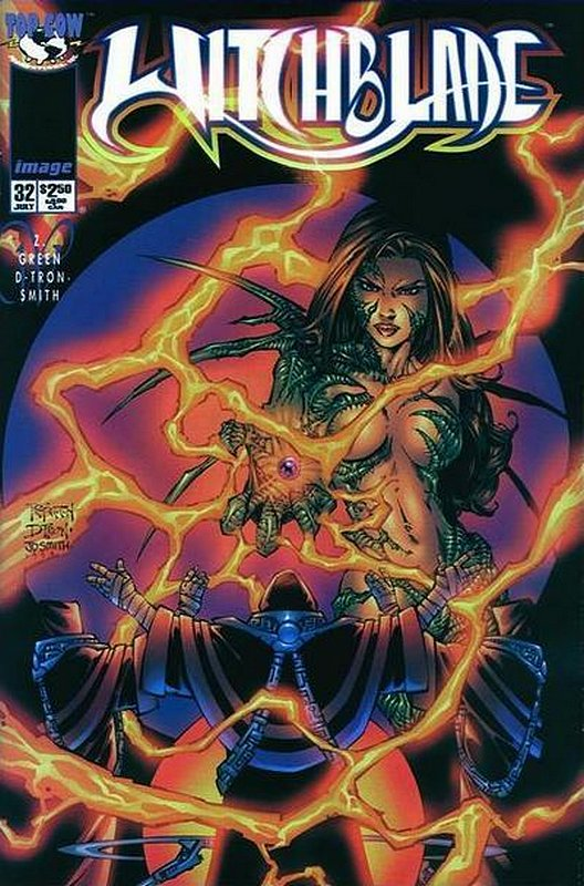 Cover of Witchblade (Vol 1) #32. One of 250,000 Vintage American Comics on sale from Krypton!