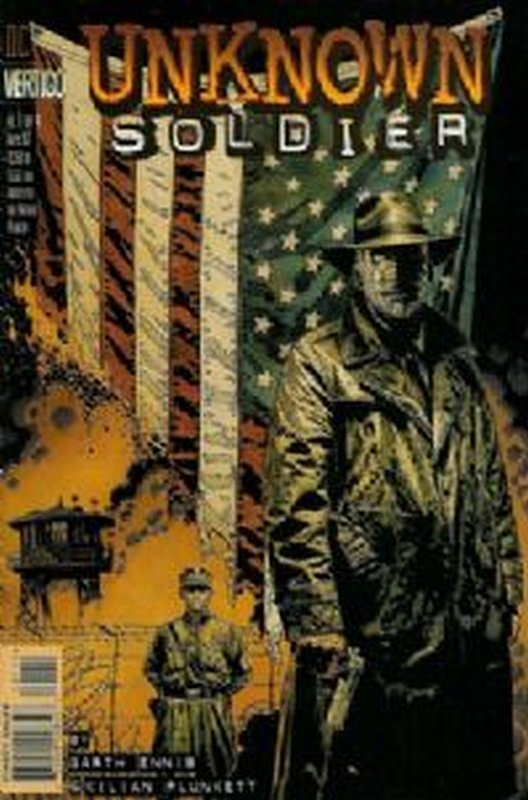 Cover of Unknown Soldier (1997 Ltd) #1. One of 250,000 Vintage American Comics on sale from Krypton!