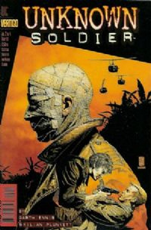 Cover of Unknown Soldier (1997 Ltd) #2. One of 250,000 Vintage American Comics on sale from Krypton!