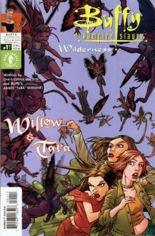 Cover of Buffy the Vampire Slayer: Willow & Tara Wilderness #1. One of 250,000 Vintage American Comics on sale from Krypton!