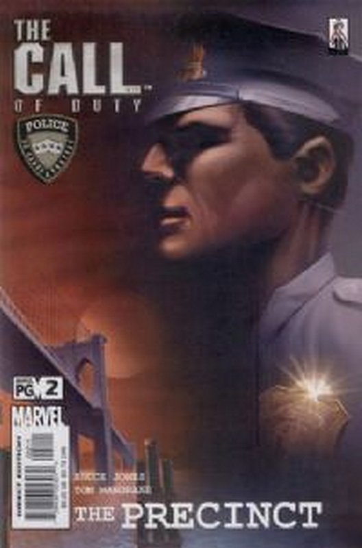 Cover of Call of Duty: The Precinct (2002 Ltd) #2. One of 250,000 Vintage American Comics on sale from Krypton!