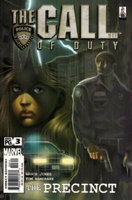 Cover of Call of Duty: The Precinct (2002 Ltd) #3. One of 250,000 Vintage American Comics on sale from Krypton!