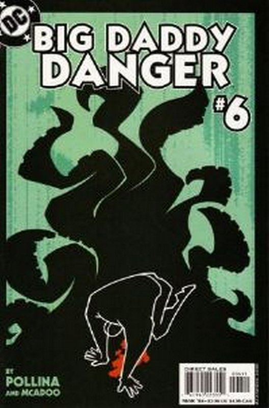 Cover of Big Daddy Danger (2002 Ltd) #6. One of 250,000 Vintage American Comics on sale from Krypton!