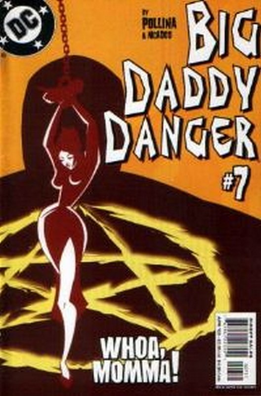 Cover of Big Daddy Danger (2002 Ltd) #7. One of 250,000 Vintage American Comics on sale from Krypton!