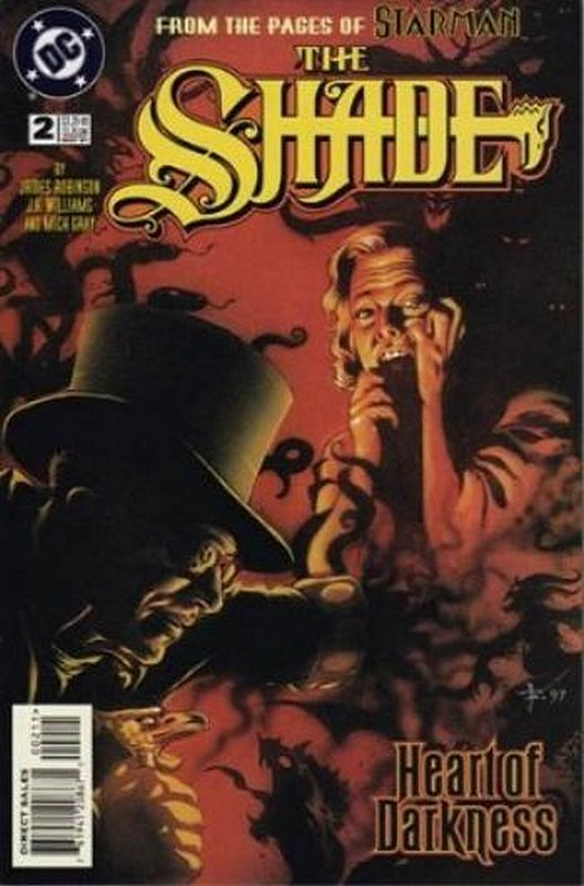 Cover of Shade (1997 Ltd) #2. One of 250,000 Vintage American Comics on sale from Krypton!