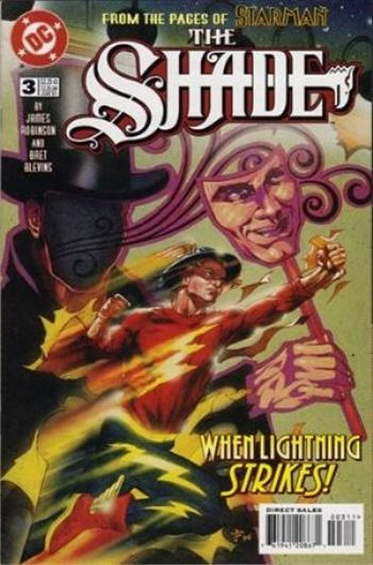Cover of Shade (1997 Ltd) #3. One of 250,000 Vintage American Comics on sale from Krypton!