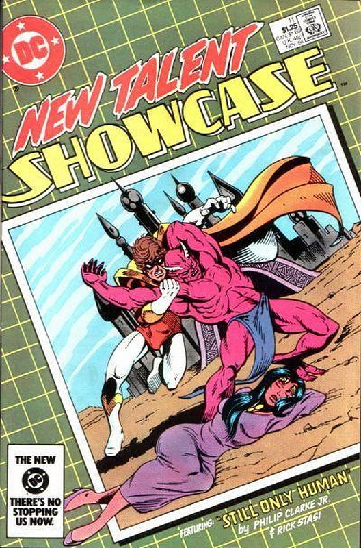 Cover of New Talent Showcase (Vol 1) #11. One of 250,000 Vintage American Comics on sale from Krypton!