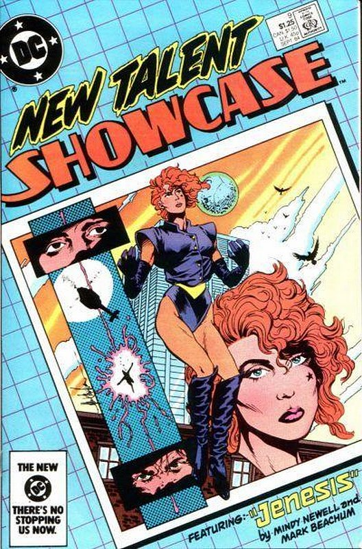 Cover of New Talent Showcase (Vol 1) #9. One of 250,000 Vintage American Comics on sale from Krypton!