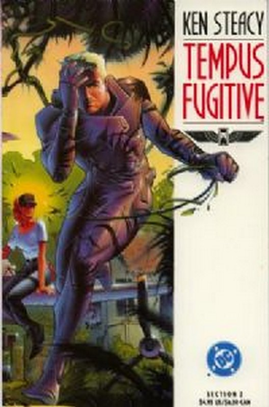 Cover of Tempus Fugitive (1990 Ltd) #2. One of 250,000 Vintage American Comics on sale from Krypton!